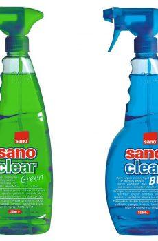 Detergenti pentru geamuri